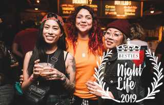 Best Bars and nightclubs - 2019's reader favorites