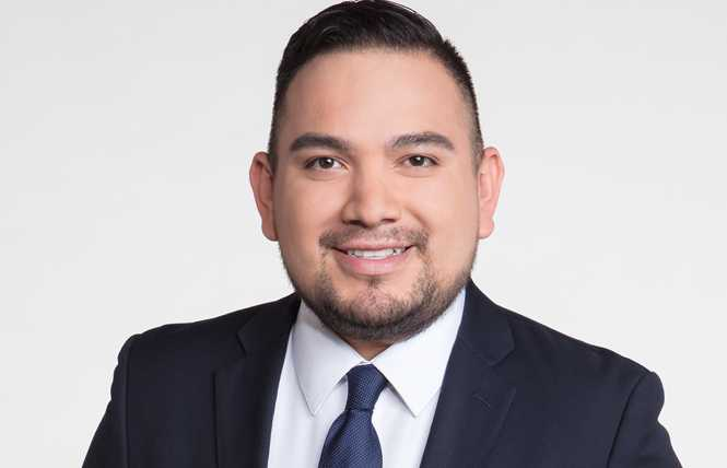 Business Briefs: CA biz leader connects gay, Latino communities