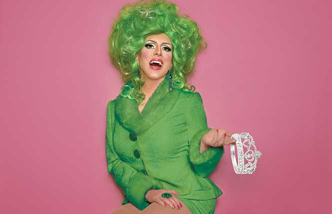 Getting a Hedda - Drag comic & singer Hedda Lettuce at Oasis