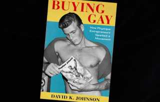 Physique mags helped usher in the gay market