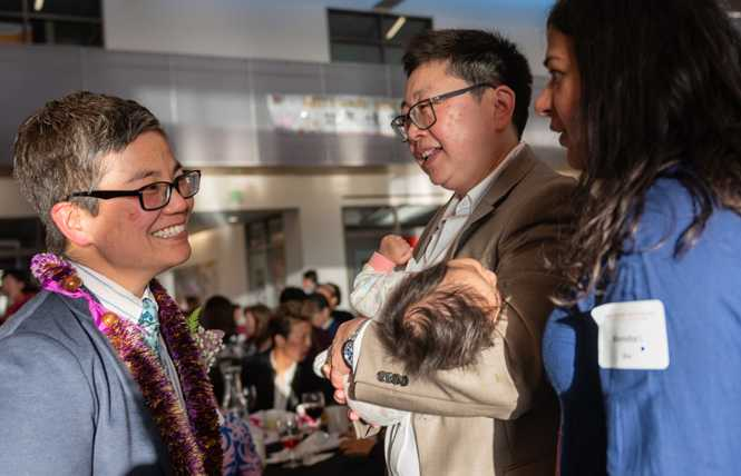 New SF State dean honored
