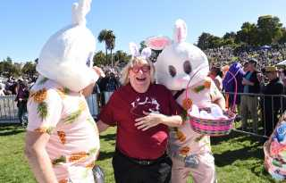 Sisters' Easter Celebration @ Dolores Park