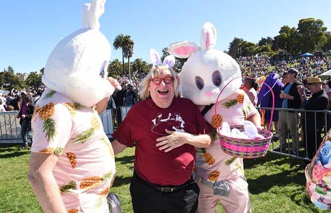 Sisters' Easter Celebration @ Dolores Park
