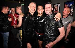 Leather Events, April 25 — May 12, 2019