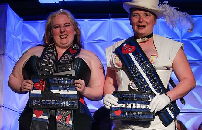 Celebrating women - International Ms. Leather and Bootblack in San Jose