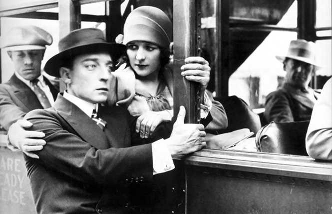 San Francisco Silent Film Festival rides again!