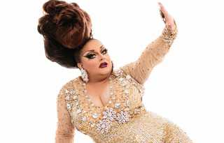 Ginger Minj - Drag, live, gay and even on roller skates