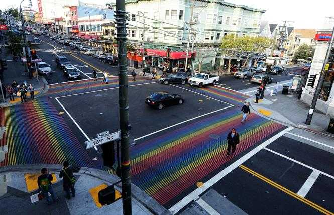 SF panel advances Castro LGBT Cultural District