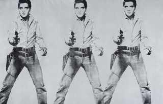 Andy Warhol unmasked