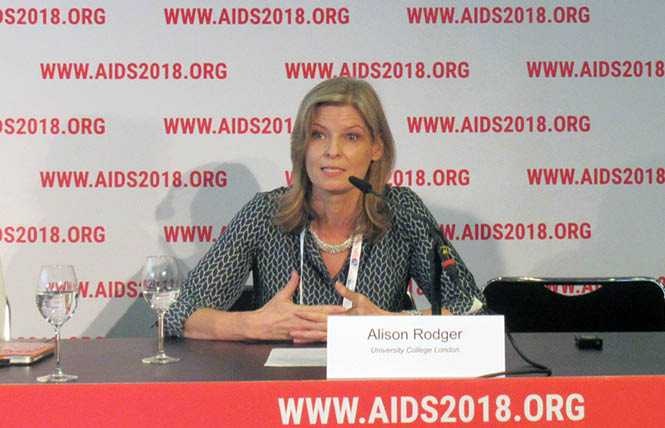 Study confirms no transmissions with undetectable HIV