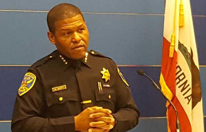 Editorial: We condemn SFPD raid