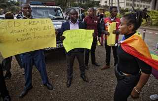 LGBT Kenyans dealt double blow