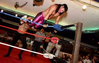 Wrestling for Pride: Grapplers go for/with the gays at El Toro