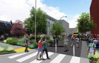 Online Extra: Political Notes: Work to begin on SF leather plaza