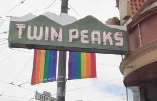 Twin Peaks Tavern on the Castro screen