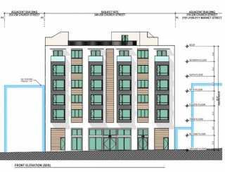 Housing proposed for former Sparky's Diner building