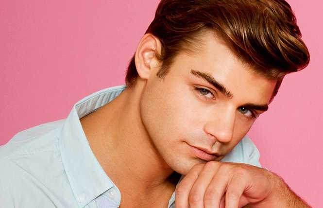 Garrett Clayton: TV and film fave on his new trio cabaret show