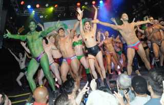 Broadway Bares @ DNA Lounge