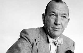 The Master, remarkable Noel Coward