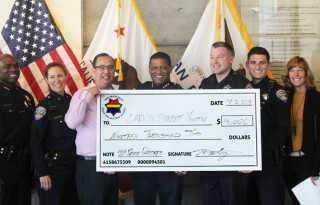 News Briefs: SFPD Pride patch raises $19K for Larkin Street