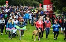 AIDS Walk draws crowd