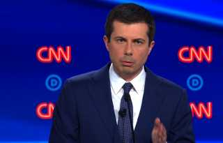 Buttigieg stuck in fifth place after debate