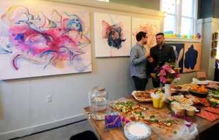 Business Briefs: Castro monthly art events hit 2-year mark