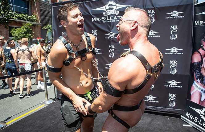Leather: Collective Compersion - Expanding our erotic lexicon
