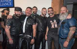 Leather Events, August 8-23, 2019