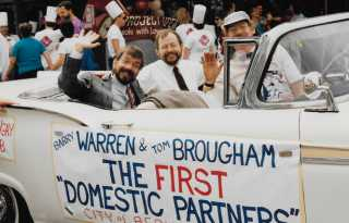 Guest Opinion: Domestic partnership policy turns 40