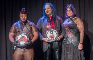 Here we go again: Mr. SF Leather 2020 contest crowns kinksters