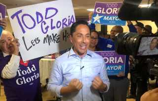 Online Extra: Political Notes: Local Dems back gay San Diego mayoral candidate Gloria