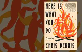 Troubled souls in Chris Dennis' stories