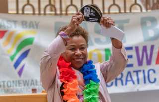 East Bay Stonewall Dems honor Lee