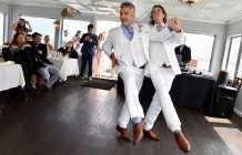 A Fabulous Affair: Carlos Eugenio Venturo Diaz and Joseph William Copley's fabulous wedding