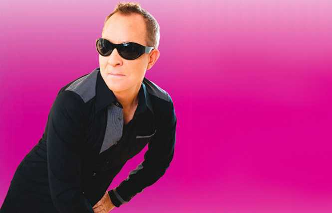 B best with the B-52s' Fred Schneider