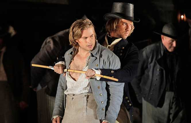 'Billy Budd's all-male travails