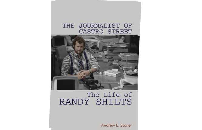 Book reconsiders pioneering gay reporter Shilts