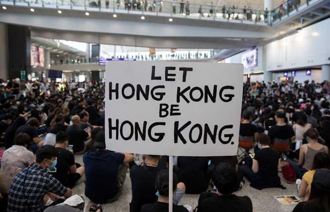 Jock Talk: Hong Kong Gay Games may be in jeopardy