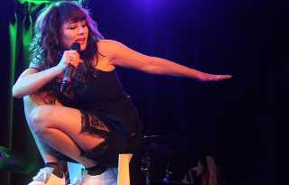Frances Ruffelle: Broadway singer Live(s) in San Francisco at Feinstein's