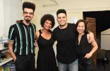 One Night Only with Hamilton Cast @ Herbst Theatre