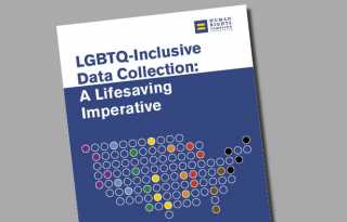 Online Extra: Political Notes: Report shows states, feds falling short on LGBT data collection efforts