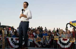 Exclusive: Buttigieg talks about historic prez run