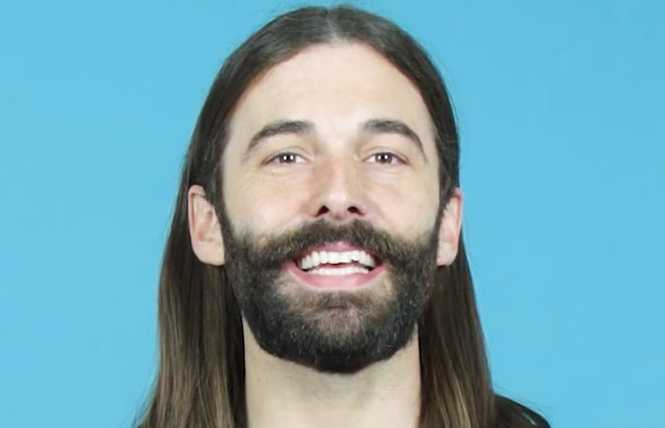 Jonathan Van Ness is our fave TV doyenne