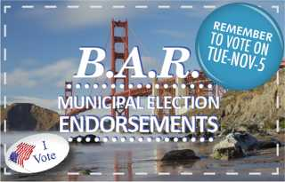 B.A.R. election endorsements