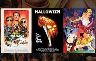 Ghoulish delights on the big screen