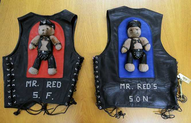 LGBTQ History Month: Leather vests tell a larger tale of the subculture
