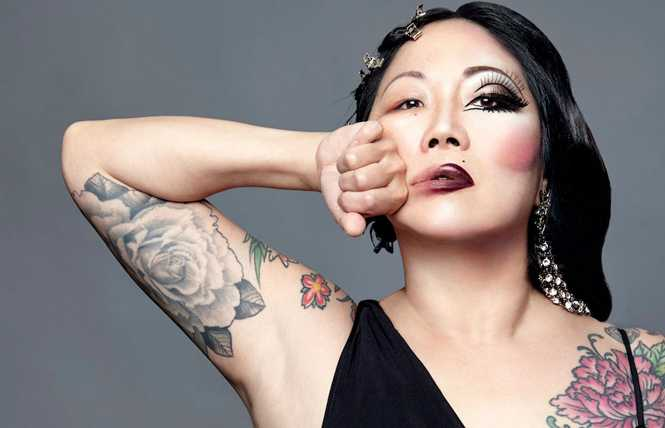 Margaret Cho: Fave comic at A.C.T.'s 'Rocky Horror'-themed gala
