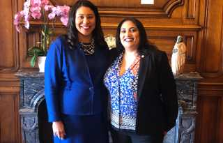Political Notebook: Queer woman given SF civic platform