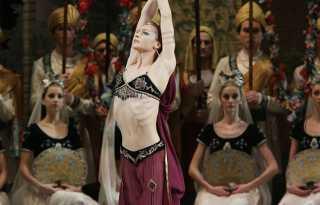 Ballet power!